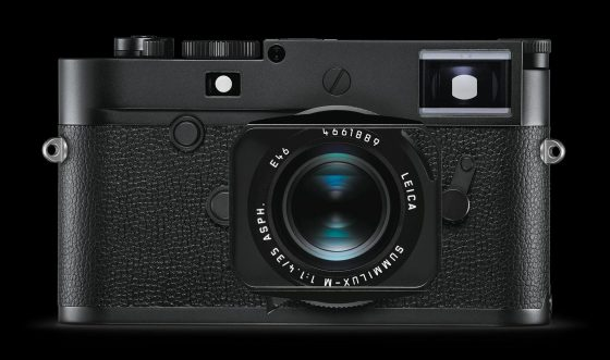 Firmware update 2.12.8.0 for the new Leica M10 Monochrom camera released