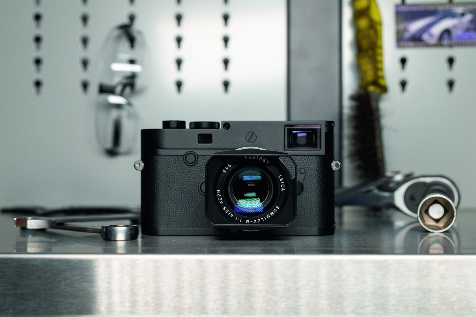 Leica M10 Monochrom sensor measurements and comparisons