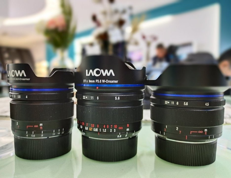 The upcoming Laowa full-frame rectilinear ultra-wide-angle lenses will be available for both Leica M and L mounts - Leica Rumors