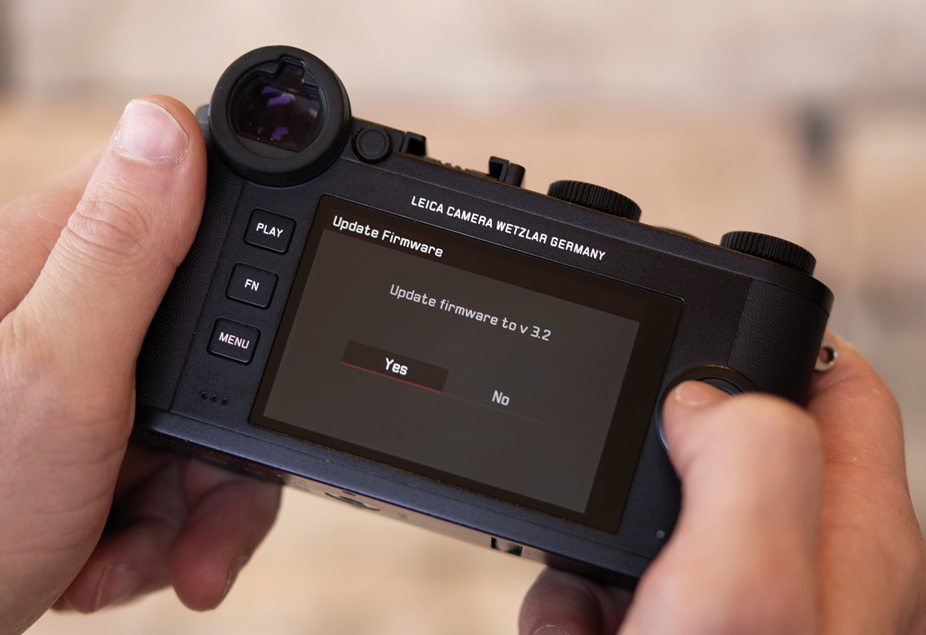 New Leica SL and Leica CL firmware updates released