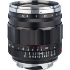 Voigtlander NOKTON 35mm f/1.2 Aspherical II VM lens for Leica M-mount