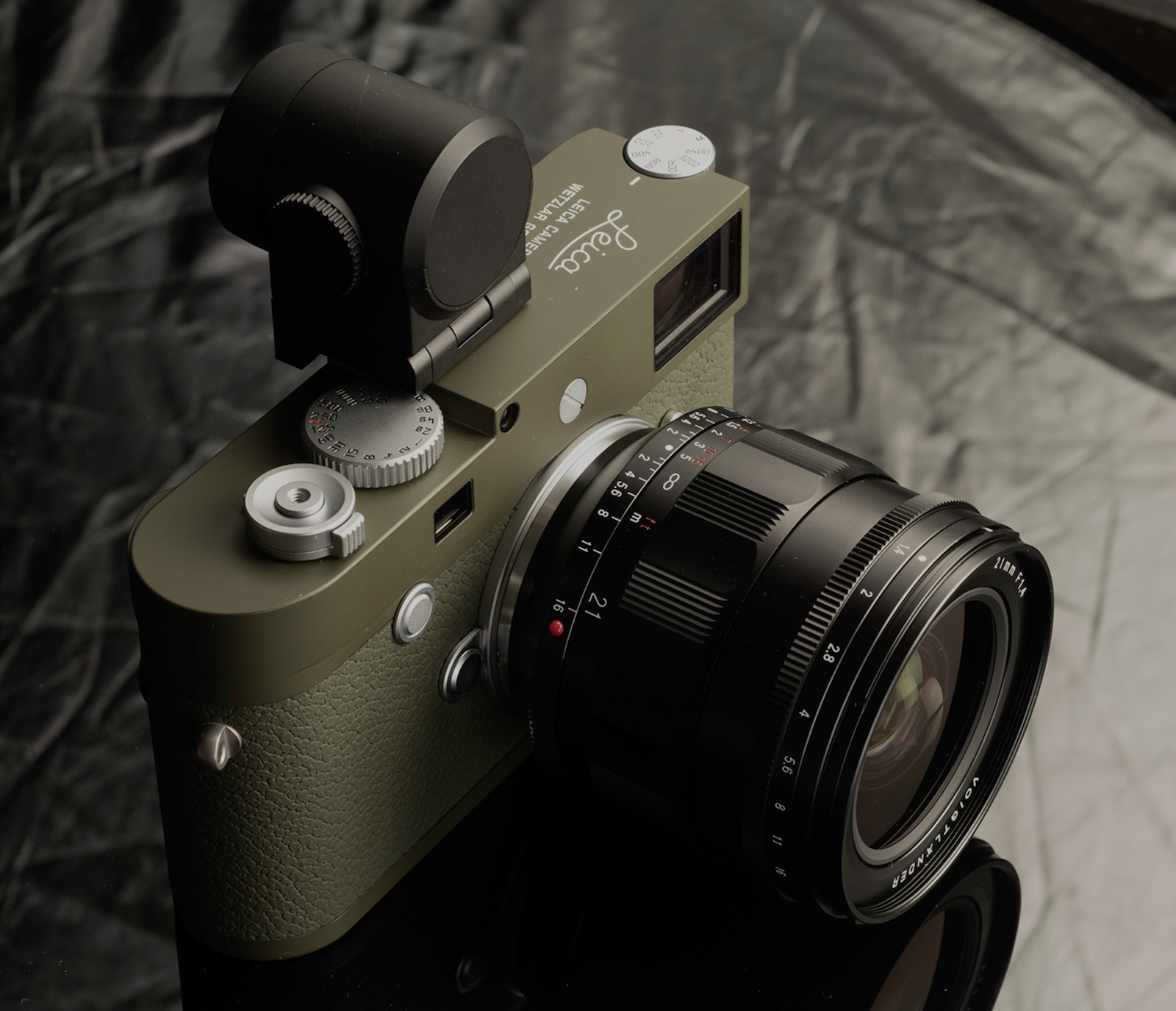The new Voigtlander Nokton 21mm f/1.4 Aspherical VM lens for Leica M-mount is now in stock in the US - Leica Rumors