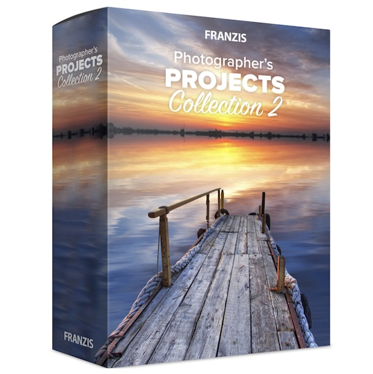 The German photo-editing software Franzis released new Photographer's Projects Collection Volume II and it's now on sale