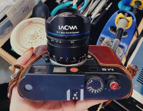The first Venus Optics Laowa 9mm f/5.6 Leica M-mount lens review