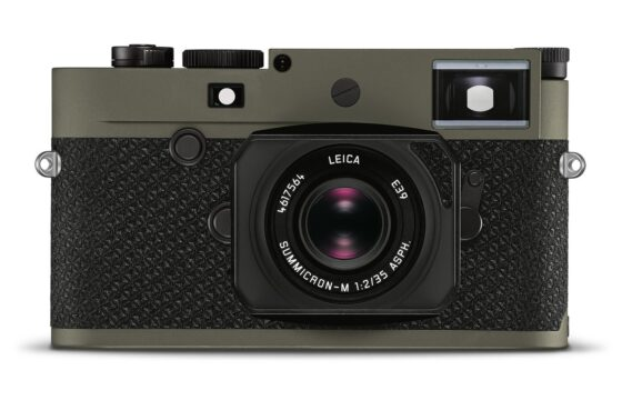 "Leica M10-P ""Reporter"" limited-edition and Leica M10-P ""Black Paint"" cameras coming soon"