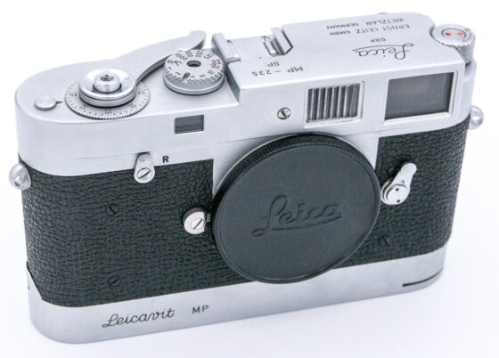 Leica MP-SP #235 with Leicavit MP