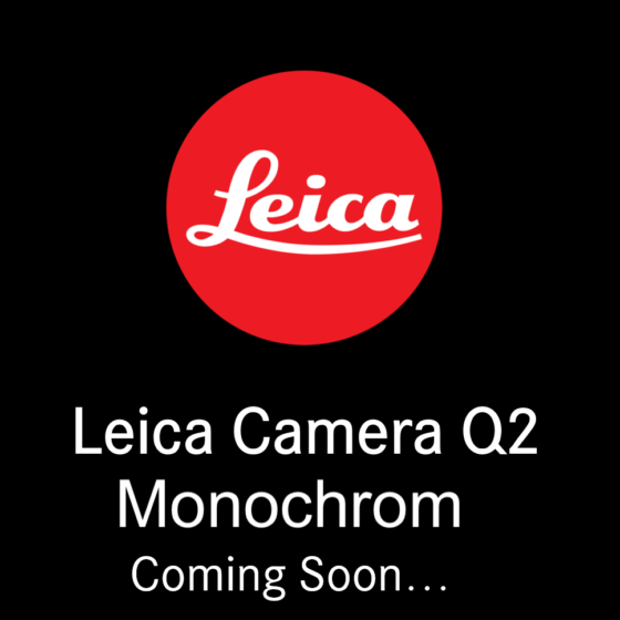 Leica Q2 Monochrom camera confirmed for November release, Leica M 35mm f/2.8 vintage/heritage lens rumored for Q2 of 2021