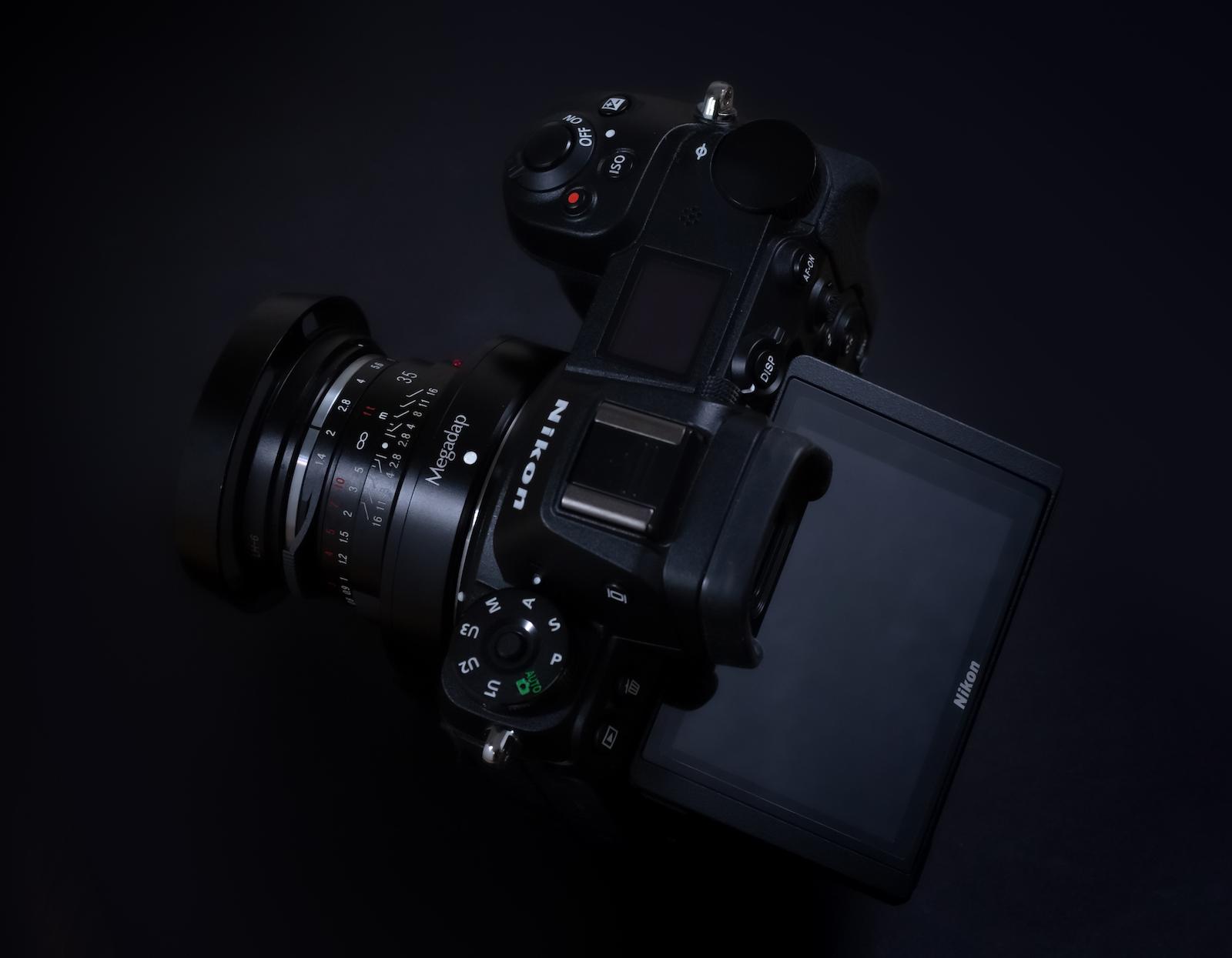Exclusive offer: $30 off on the Megadap MTZ11 Leica M to Nikon Z autofocus adapter - Leica Rumors