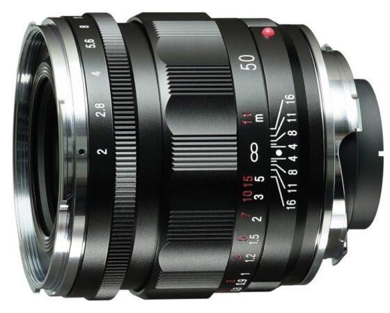 The new Voigtlander APO-LANTHAR 50mm f/2 Aspherical VM lens will start shipping on January 27