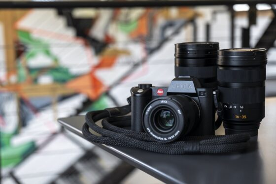 Leica SL2-S firmware v2.0 released