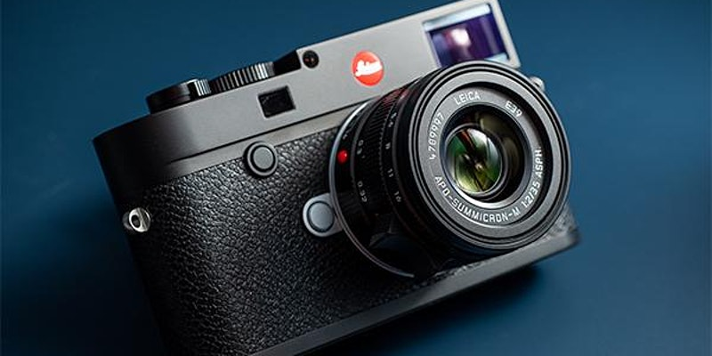 """New Leica Tech Talk episode coming tomorrow: """"For the Love of Lenses"""" with Peter Karbe - Leica Rumors"""
