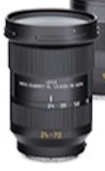 The Leica VARIO-ELMARIT-SL 24–70mm f/2.8 ASPH lens will be announced on May 6th