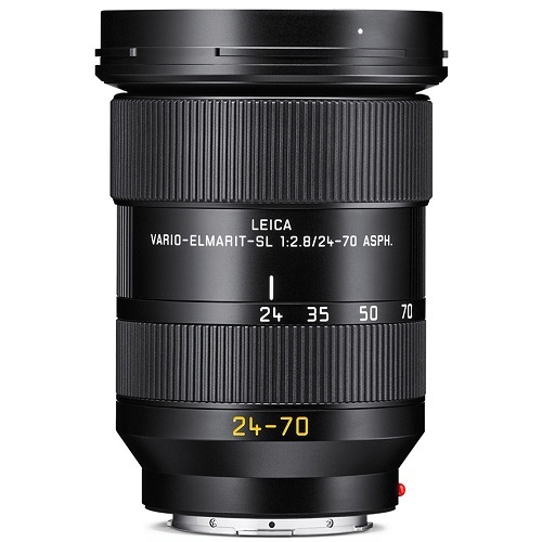 A better picture of the Leica VARIO-ELMARIT-SL 24–70mm f/2.8 ASPH lens