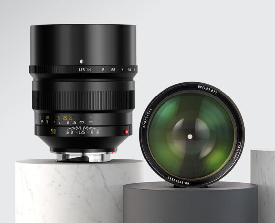 New TTartisan 90mm f/1.25 lens for Leica M-mount announced