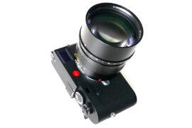 TTartisan 90mm f/1.25 lens for Leica M-mount sample photos