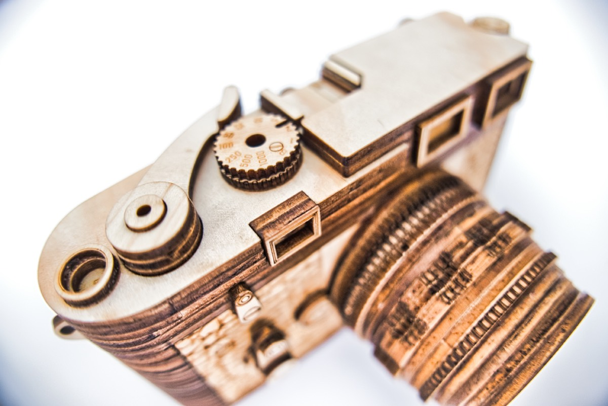 New product in the online store: wooden Leica M3 replica camera - Leica Rumors