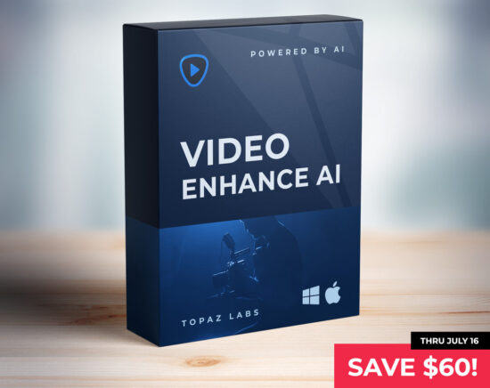 New Topaz Labs Video Enhance AI, ON1 NoNoise AI, DxO Nik Collection versions released